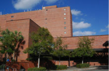 University of Florida building