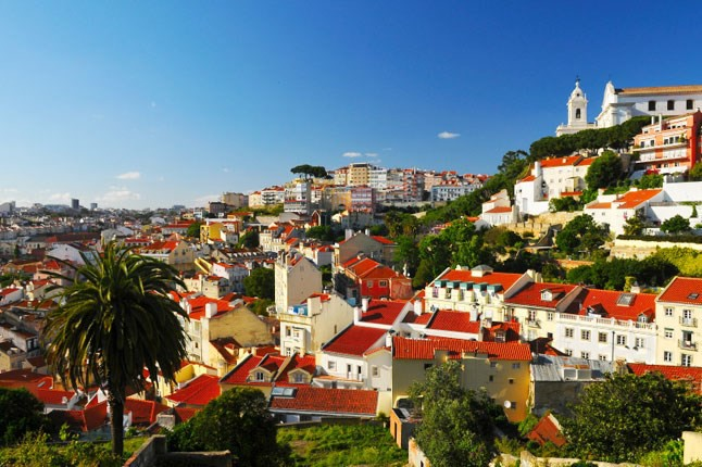 Portuga - city view