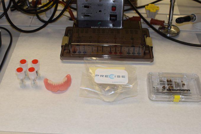 implant workstation
