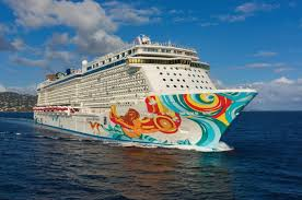 Photo of NCL ship
