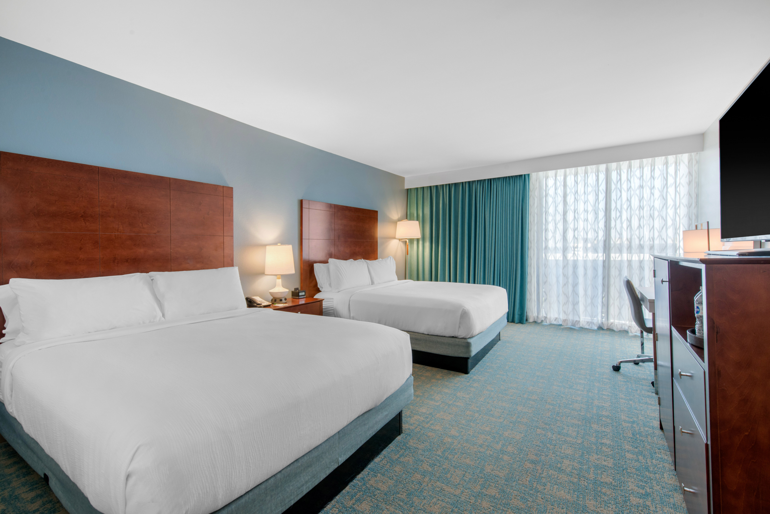 Holiday Inn Disney room
