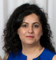 Headshot Dr. Samim