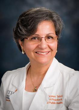 Headshot Dr. Tabrizi