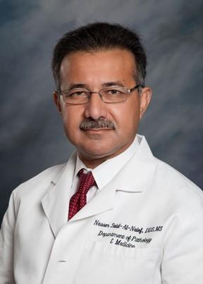 Headshot Dr. Said-Al-Naief